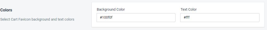 PromoteMe Cart Favicon Colors