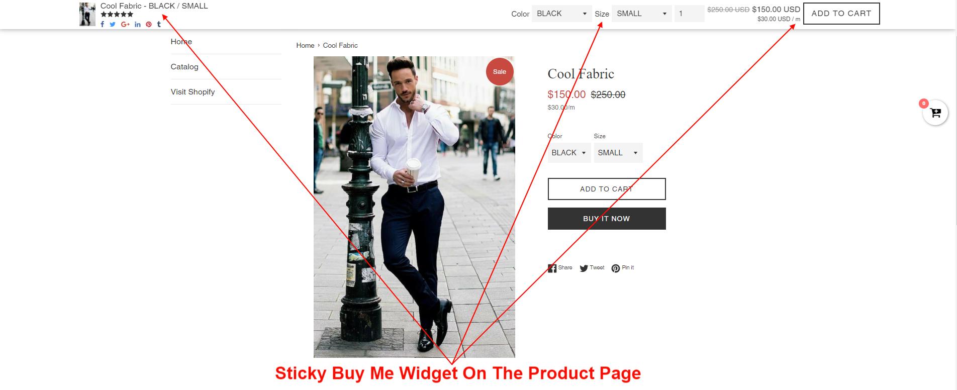25_Sticky_BuyMe_Widget